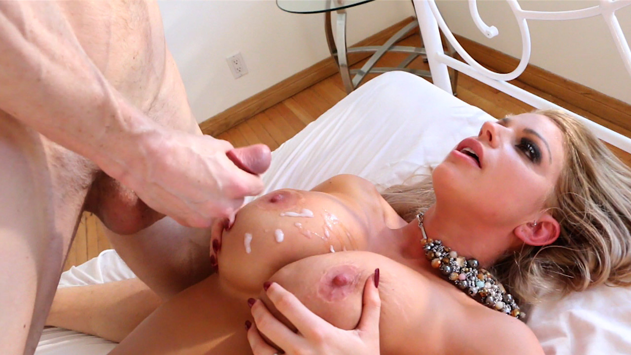 Busty Brooklyn Chase gets a hard fucking from Ryan McLane